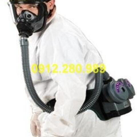 MSA OPTIMAIR® MM2K POWERED AIR PURIFYING RESPIRATOR WITH MEDIUM ADVANTAGE® 3000 FACEPIECE